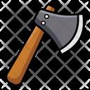 Axe Hand Tool Lumberjack Icon