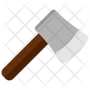 Axe Wood Lumberjack Icon