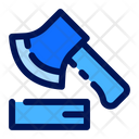 Axe Job Work Icon