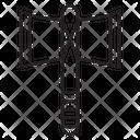 Axe Weapon Lumberjack Icon