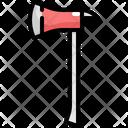 Axe Ax Emergency Icon
