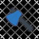 Axe Cut Tools Icon