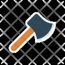 Axe Construction Tool Icon