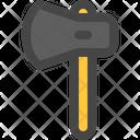 Axe Lumberjack Tool Icon