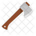 Axe Camping Survival Icon