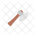 Axe Blade Cut Icon