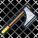 Axe Tool Hatchet Icon