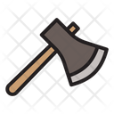 Axe Tool Hatchet Icon
