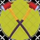 Axe Tool Emergency Icon