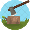 Axe Tool Farm Icon