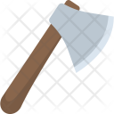 Axe Woodcutter Wood Icon
