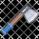 Axe Tool Equipment Icon
