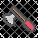 Axe Weapon Cut Icon