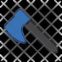 Axe Warrior Battle Icon