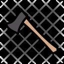 Axe Warrior Viking Icon