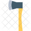 Axe Forestry Tool Hatchet Icon