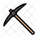Axe Digging Laborday Icon