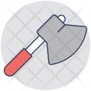 Axe Lumberjack Woodworking Icon