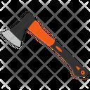 Axe Woodcutter Chopper Icon