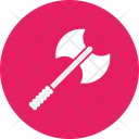 Axe Fight Combat Icon