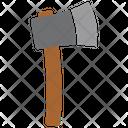 Axe Cut Tool Icon