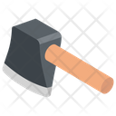 Axe Woodcutter Wood Chopper Icon