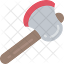 Axe Weapon Sharp Icon