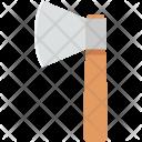 Axe Ax Cutting Icon