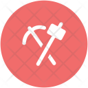 Axe Cutting Chopping Icon