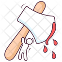 Axe Dripping Icon