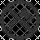 Axe Blade Lumber Icon