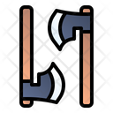 Axes Hatchet Chopper Icon