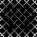Crossed Axes Hatchets Axes Icon