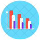 Axis Chart Statistics Infographic Icon