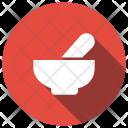 Ayurveda Treatment Bowl Icon