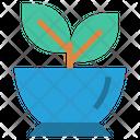 Invest Plant Finance Icon
