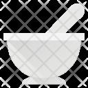 Ayurveda Mortar Rx Icon