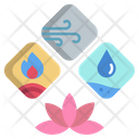 Ayurveda Elements Ayurveda Elements Icon