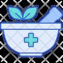 Ayurvedic Medicine Herbal Herbal Medicine Icon