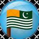 Azad Kashmir Icon