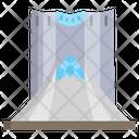 Azadi Tower Iron Landmark Icon