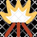 Azalea Flower Floral Icon