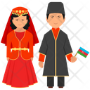 Azerbaijan Outfit Azerbaijan Clothing Azerbaijan Dress Icon