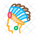 Aztec Headdress Icon