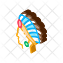 Aztec Headdress Civilization Icon