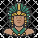 Aztec King Aztec King Icon