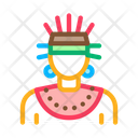 Aztec Warrior Icon