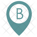 B Way Point Icon