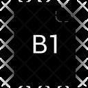B1 paper Icon