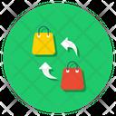 B 2 B Direct Marketing Business Sharing Icon